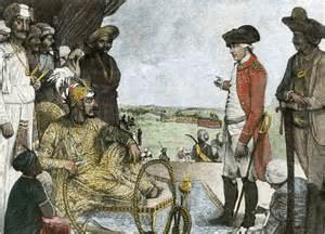 digital history of ancient India |  the British