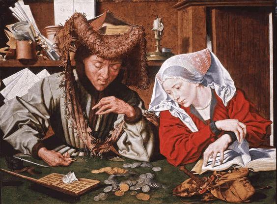 digital history of the Renaissance | economy