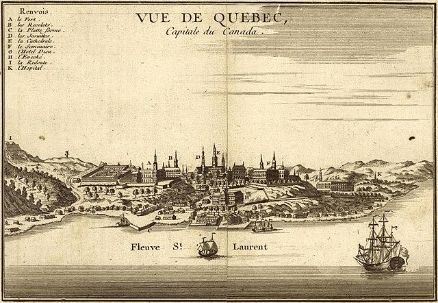 digital history of global empires | New France