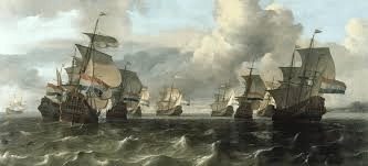 digital history of global empires | the Dutch