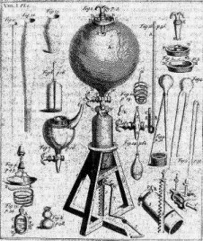 digital history of the Scientific Revolution | inventions