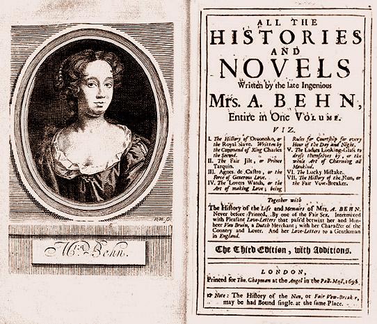 digital history 17th century West | novels