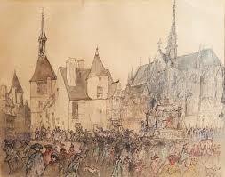 digital history 17th century West | France