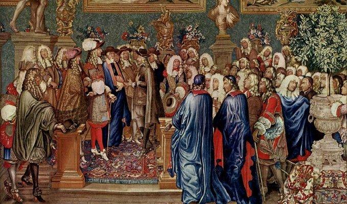 France 17th century | progression of power