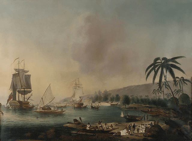 digital history of the Enlightenment | travel literature