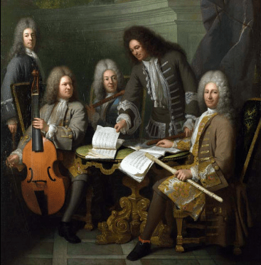 digital history of the Enlightenment | music