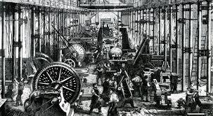 digital history of the Industrial Revolution