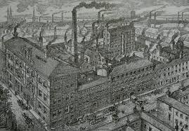 economy of the Industrial Revolution
