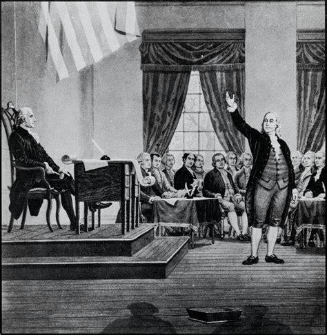 digital history of America 1782-1800