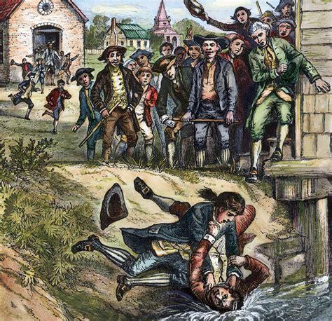 digital history of America 1782-1800 | rebellion