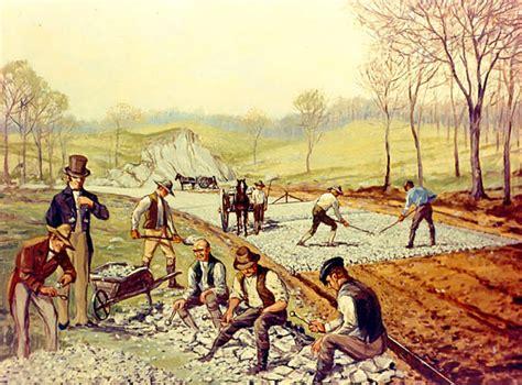 infrastructure 1800-1815