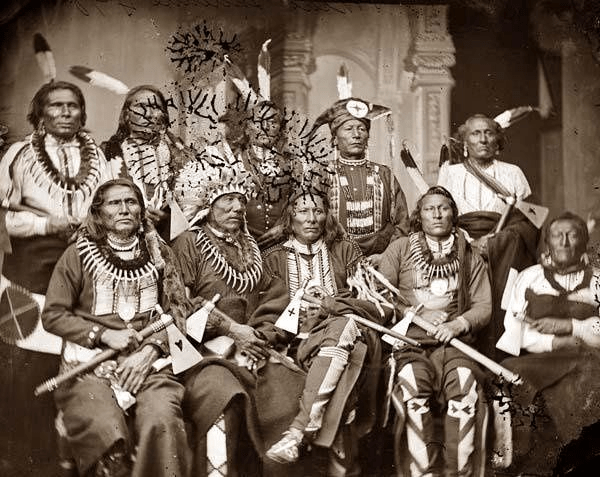 Indian removal | Fice Civilized Tribes