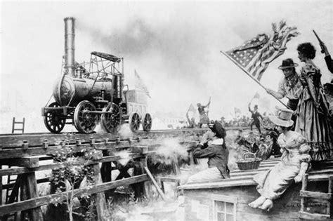 digital history of America 1815-1830 | economy