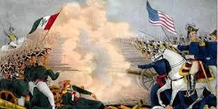 digital history of America 1830-1850 | polk | foreign affairs