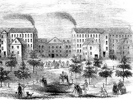 digital history of America 1830-1860 | economy | factory system