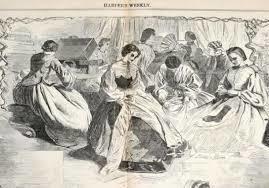 digital history of the Civil War | society