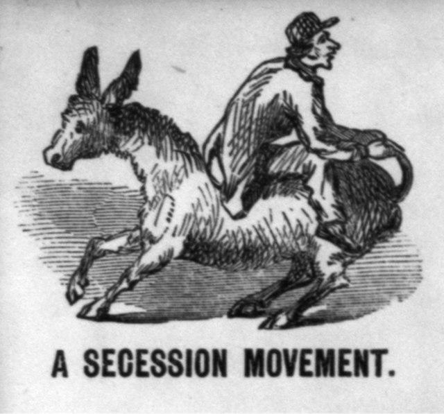 secession | Civil War
