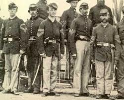 digital history of the Civil War | Union army