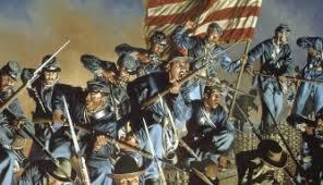 digital history of the Civil War | progression