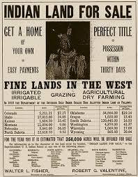 digital history of Native Americans   federal government