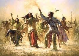 digital history of Native Americans   Ghost Dance