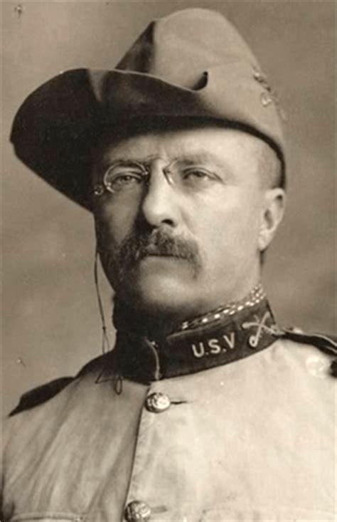 Theodore Roosevelt   governance