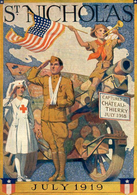 digital history of America 1900-1920   homefront World War I