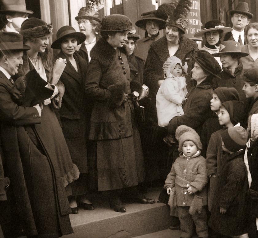 digital history of America 1920=1932 | society