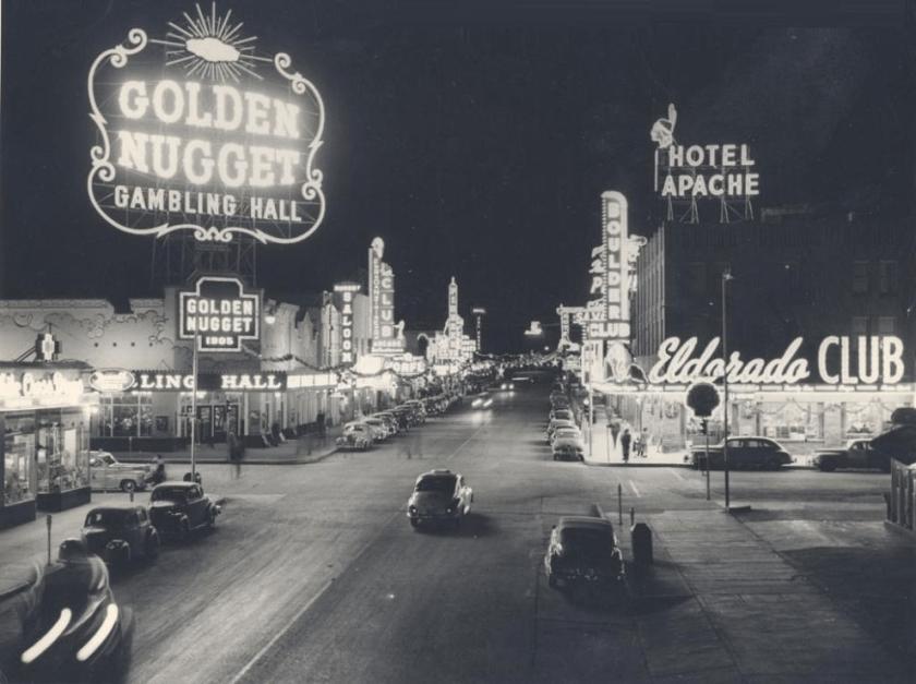 digital history of America 1945-1960   economy