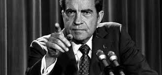 digital history of America 1960-1973   Richard Nixon   governance