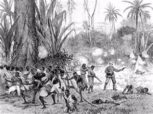 Scramble for Africa | resistance