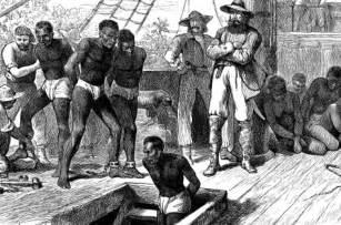 digital history of colonial Africa | transatlantc slave trade