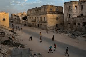 Central Africa | Angola | Somalia