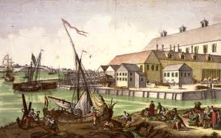 digital history of colonial Latin America | trade