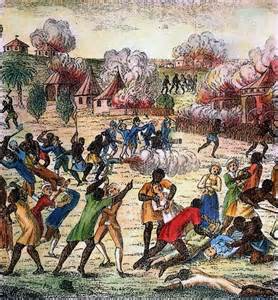colonial Haiti | discontent