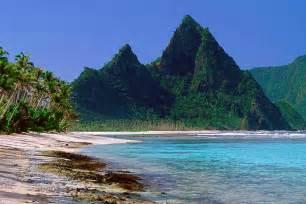 digital history of the Pacific islands   Samoa