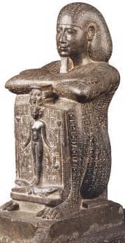 digital history of Ancient Egypt | sculpture