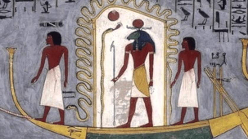 digital history of Ancient Egypt | beliefs