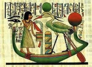 digital history of Ancient Egypt | river and land gods