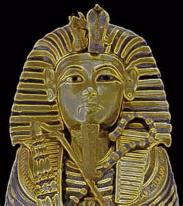 digital history of Ancient Egypt | power