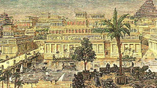 digital history of the Near East | Babylonia