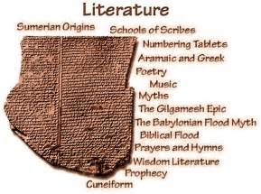 digital history of the Near East | Sumer |  literature