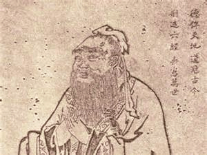 digital history of China |  | Confucius | background