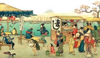 society   Edo Period   Japan