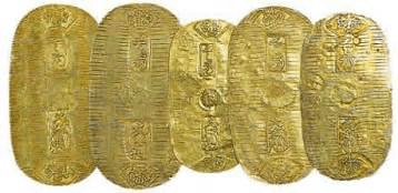 digital history of Japan   Edo Period   money