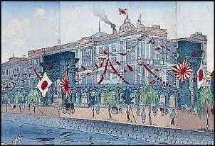 digital history of Japan   Meiji Period   power