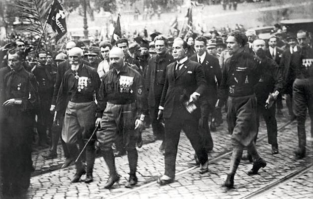 Mussolini | Alliance