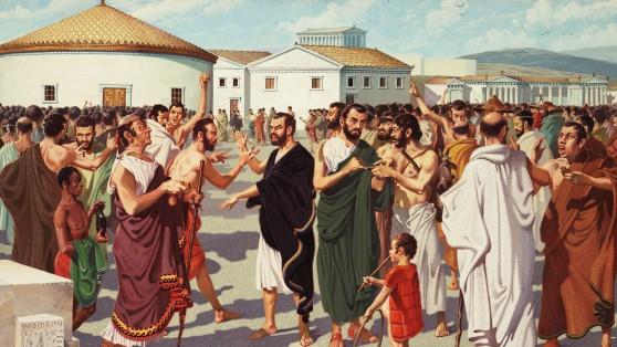 Peisistratus   governance