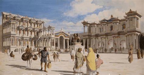 Miletus | society
