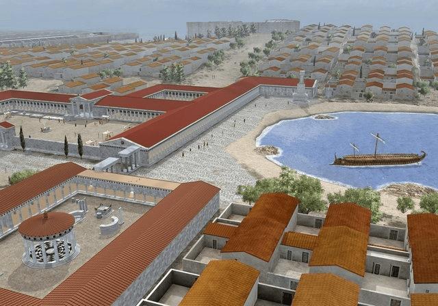 Miletus | trade
